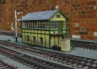 John Judson's signal box