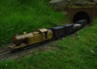 GCR Tank on a freight