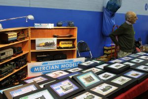 Mercian Models display