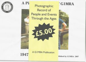 Pictorial History of G1MRA Offered now at special price.