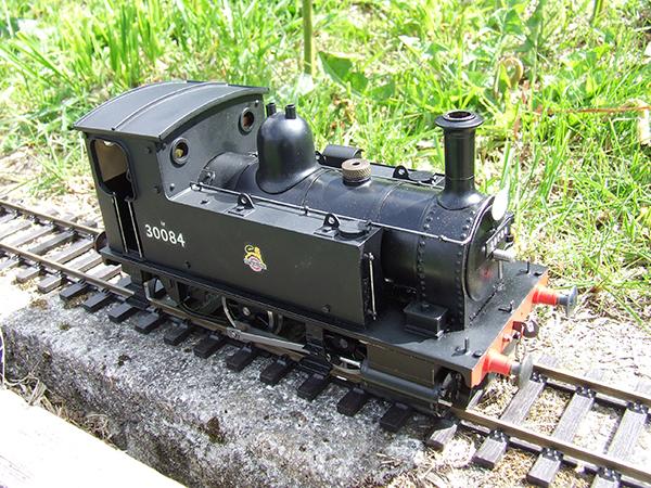 1:32 Finescale Group | The Gauge One Model Railway Association