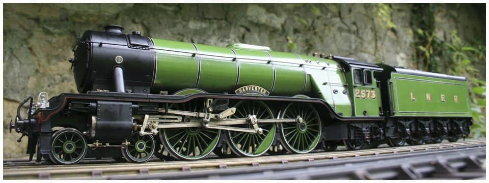 The Gauge One Model Railway Association | Official Website