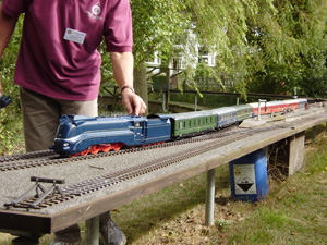 Trains | The Gauge One Model Railway Association