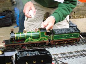 Gauge One Scene | The Gauge One Model Railway Association
